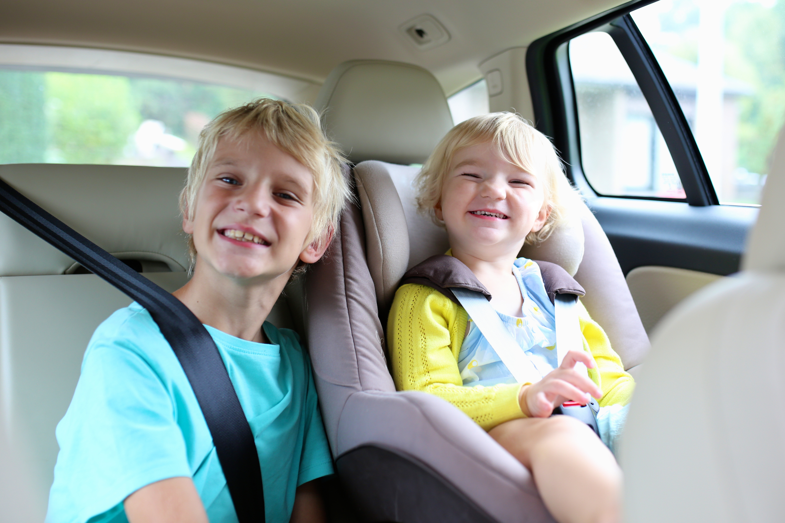 Перевозка детей в автомобиле. Правила перевозки детей 53