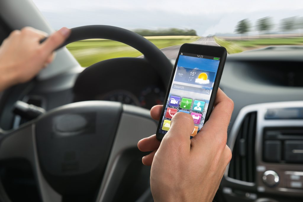driving and cell phones essay